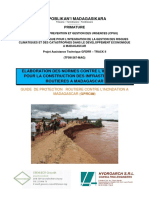 Guide de Protection Routiere Contre L_inondation a Madagascar (Gprcim)