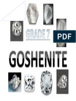 Grade 7 Goshenite
