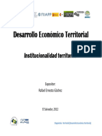 1.5 Diagnostico Territorial