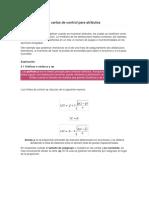 Tema 5. Gráficas o Cartas de Control Para Atributos