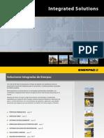 9000 Es is Capability Brochure 2014 Soluciones Integradas de Enerpac
