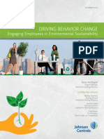 Building Performance Management Driving Behavior Change
