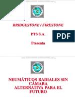 Curso Neumaticos Radiales Camara Bridgestone Diagonal Tubulares Seleccion Construccion Componentes Disenos