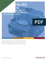 Moog ServoValves G761 761Series Catalog En