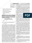 RESOLUCIÓN DIRECTORAL  0016-2017-MINAGRI-SENASA-DSA