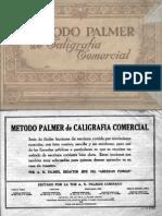 Método Palmer de caligrafía comercial