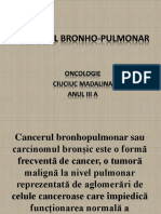 Cancerulbronho Pulmonar Ciuciuc Madalina