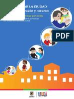 Matematizar  la ciudad con corazón y razón. Desarrollo socioafectivo