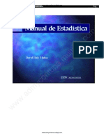 Ruiz Muñoz David - Manual De Estadistica.pdf