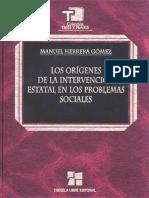 Los origenes de la intervencion estatal en los problemas sociales_Manuel Herrera Gómez.pdf