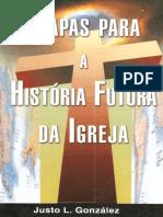 Mapas Para a Hist Futura Da Igreja_Gonzales