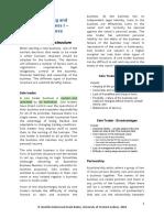 Summary Notes- Module 2(1)-2