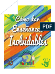 Material Enseñanzas Inolvidables.