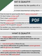 Apparel Quality Managementpart