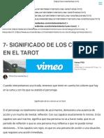 7- Significado de Los Colores en El Tarot - Curso de Tarot