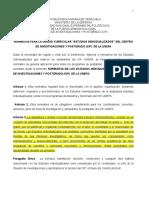 Normativa de Los Estudios Individualizados