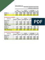 Desarrollo Flujo Caja y Presupuesto r