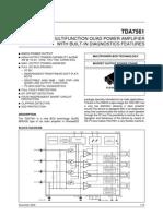 TDA7561
