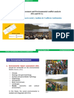 Clase de Social Impact Assessment