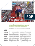 Culture Transformation for Tpm