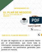 Sem 11 Plan de Negocio 2017-1