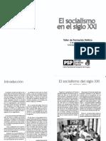 PSP (2002) - El socialismo en el siglo XXI (Concepción de Uruguay).pdf