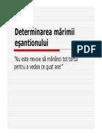6 Determinarea marimii esantionului.pdf