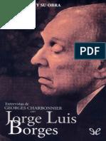 Charbonnier, Georges - El Escritor y Su Obra [31858] (r1.3)