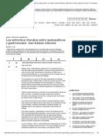 _Los Estrechos Vínculos Entre Matemáticas y Gastronomía_ Matemáticas en Lainformacion