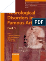 Neurological Disorders in Famous Artists PART 3CITIT RIGHT HAND INJURED