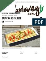 _Salpicón de Coliflor _ Platos Entrantes _ Ensaladas _ HazteVeg