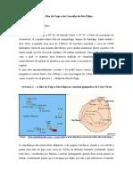 A ilha do Fogo