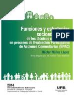 Funciones y Estrategias Socioeducativas