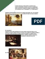 Corrientes Literarios Europeos