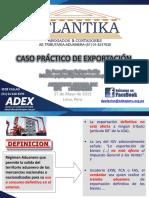 Caso Practico Exportacion 2015 Keyword Principal