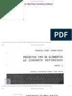 Puentes Tipo Para Carreteras Sahop I.pdf