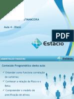 Aula_04 Administração Financeira