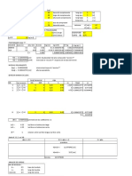 planilla de calculo de Losa Alivianiada 2 Direcciones