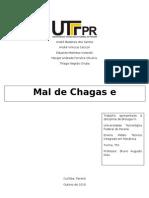 Biologia III - Mal de Chagas e Leishmaniose