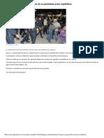 06-01-17 Asegura Claudia Pavlovich que no se permitirán actos vandálicos.  -SDPNOTICIAS