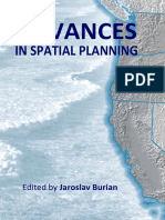 Advances Spatial PlanningI