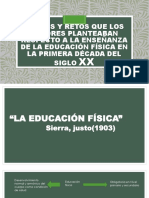 LogrosYRetosDeLaEducacionFisica