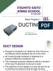 Training Ducting