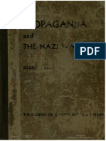 Propaganda and the Nazi War Film - Siegfried Kracauer