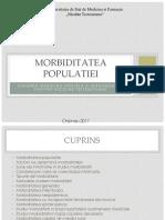 Morbiditatea populatiei (medicina sociala)