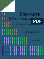 Discrete Mathematics_An Open Introduction - Oscar Levin