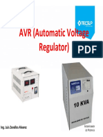 05 Sesión 1 - AVR Automatic Voltage Regulator