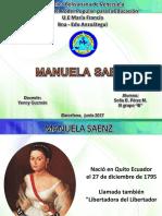 Manuela Saenz Definitiva
