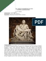 Français La Pietà de Michel Ange