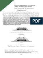 Hot Mix Asphalt for Railroad Trackbedsstructural Analysis and Design - Huang